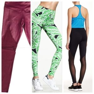 Yoga Pants Legging Bundle Alo, Z by Zella